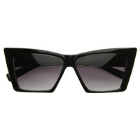 High Pointed Retro Womens Fashion Sunglasses 8449