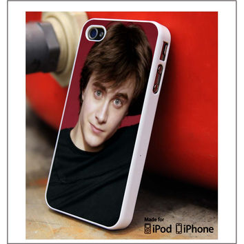 Daniel Radcliffe Actor iPhone 4s iPhone 5 iPhone 5s iPhone 6 case, Galaxy S3 Galaxy S4 Galaxy S5 Note 3 Note 4 case, iPod 4 5 Case