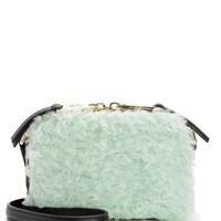 Faux Shearling Crossbody by Juicy Couture