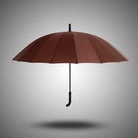 Stylish Strong Character Design Creative King Size Umbrella [4918248708]