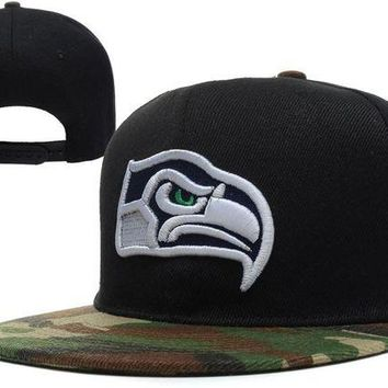 LMF8KY Seattle Seahawks 9FIFTY NFL Football Cap