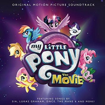 Various - My Little Pony: The Movie (Original Motion Picture Soundtrack)