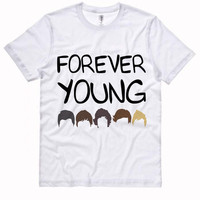1D Forever Young T-Shirt