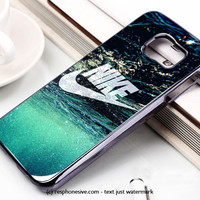 Nike Art Logo Under Ocean Samsung Galaxy S6 and S6 Edge Case