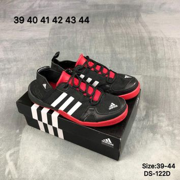 Adidas Original claim a cool DARUGA TWO 13 Fashion Sports Shoes Black/Grey/Blue 3 Colors