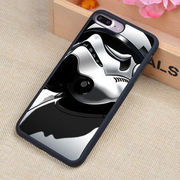 Trooper Star Wars Printed Soft Rubber Phone Cases For iPhone 6 6S Plus 7 7 Plus 5 5S 5C SE 4 4S Back Cover Skin Shell