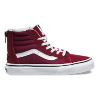 Kids Micro Hearts SK8-Hi Zip | Shop Kids Shoes at Vans
