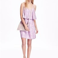 Tiered Dress for Women