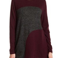 JAG Jeans | Maddox Colorblock Tunic (Petite) | Nordstrom Rack