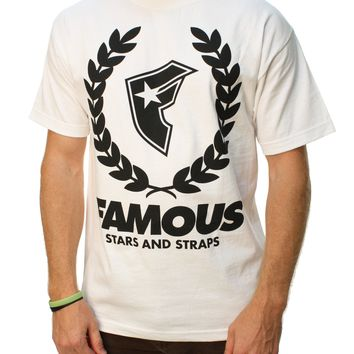 Famous Stars And Straps Men's Seville Graphic T-Shirt