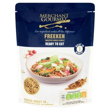 Merchant Gourmet Ready To Eat Freekeh at Ocado