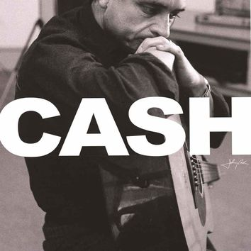 Johnny Cash in the Studio Poster 24x36