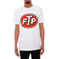 For The People T Shirt White