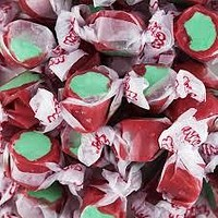 Candy Apple Salt Water Taffy 1/2 lb