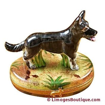 WOLF LIMOGES BOXES