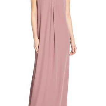 Everly High Neck Maxi Dress | Nordstrom