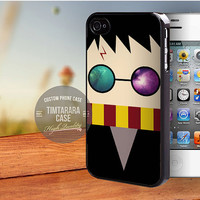 Harry potter Nebula Glasses case for iPhone 5,5s,5c,4,4s,6,6+/iPod 4th 5th/Samsung Galaxy S3,S4,S5/Note 2,3/HTC One/LG Nexus