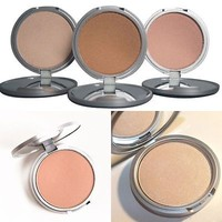 Natural Makeup Face Eye Highlight Powder Bronzer Highlighter Shimmer Concealer@