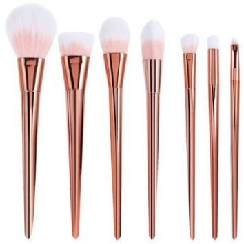 Bliss & Grace Professional Techniques Make-Up Brush Set, 7 pc - Walmart.com