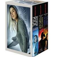 Maximum Ride Box Set (Maximum Ride, School's Out Forever, Saving the World) (text only) by J. Patterson