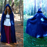 Basic Cloak - Unlined or Lined