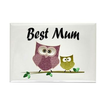 BEST MUM MAGNETS