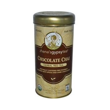 Zhena's Gypsy Tea Chocolate Chai Tea (3x22 Bag)
