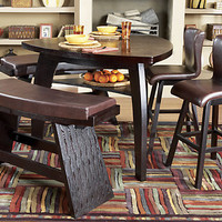 Large Kitchen Pub Table Set