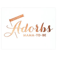 Adorbs Mama-To-Be Card