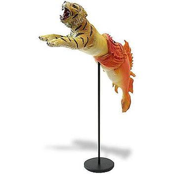 Dali Tiger Emerging From Fish Dream Caused By The Flight Of A Bee Statue
