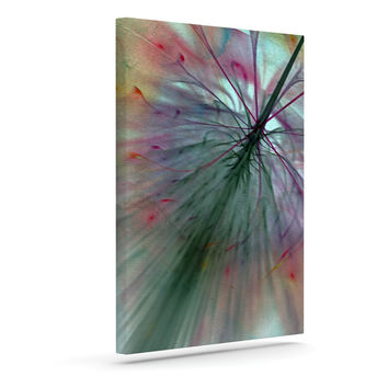 "Alison Coxon ""Fleur"" Outdoor Canvas Wall Art"