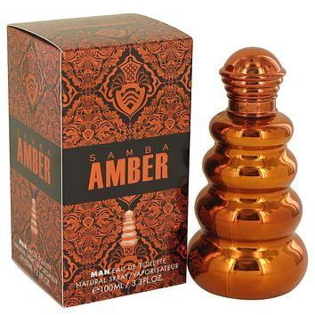 Samba Amber by Perfumers Workshop