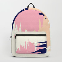 Pink Blush Backpack by spaceandlines