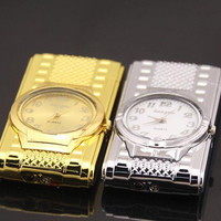 creative watch lighter electronic watches windproof lighter straight lighters usb lighter butane lighter torch jet lighter