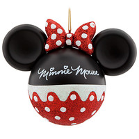 Disney Minnie Mouse Ornament | Disney Store