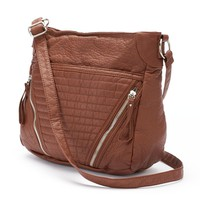 Candie's Savannah Quilted Crossbody Bag