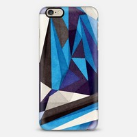 Blue Something iPhone 6 case by Anai Greog | Casetify