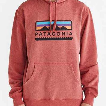 Patagonia Tres Peaks Midweight Hooded Sweatshirt - Urban Outfitters