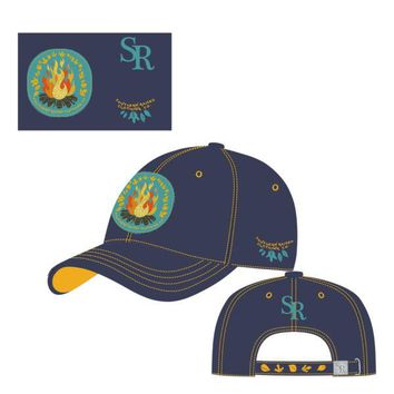 Hat Southern Raised Campfire