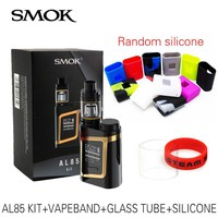 original  SMOK Alien AL85 Kit with Smok TFV8 Baby TANK 3ml 85W Vape AL85 BOX MOD alien baby kit Electronic Cigarette