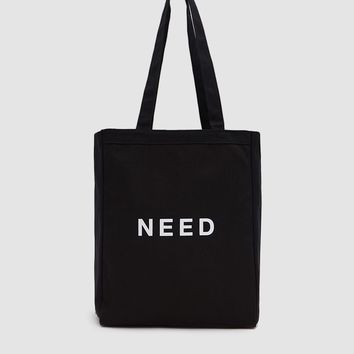 NEED / Darkness of My Heart Tote Bag