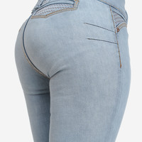 Cute Jeans-Trendy Butt Lifting Jeans-Skinny jeans