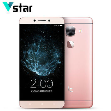 "Original 5.7"" Letv Le Max 2 X820 4GB RAM 21.0MP 32GB ROM Telephone Mobile Snapdragon 820 Quad Core 2560*1440 Fingerprint"