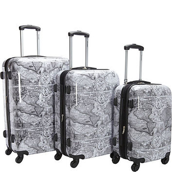 Chariot One World 3Pc Luggage Set - eBags.com