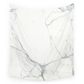 Society6 Marble Wall Tapestry
