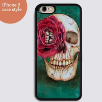 iphone 6 cover,skull case flowers skull iphone 6 plus,Feather IPhone 4,4s case,color IPhone 5s,vivid IPhone 5c,IPhone 5 case Waterproof 310