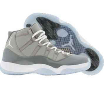Air Jordan 11 XI Retro - Cool Grey (medium grey / white / cool grey) Shoes 378040-001 | PickYourShoes.com