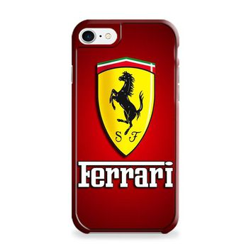 Ferrari Auto Red Logo iPhone 6 Plus | iPhone 6S Plus Case