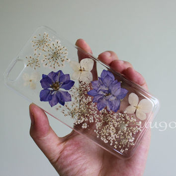 Pressed flower case iphone 6 case,real flower iphone 6 plus case,iphone 5 case,iphone 5s cases,iphone 5c case,samsung galaxy s5 case
