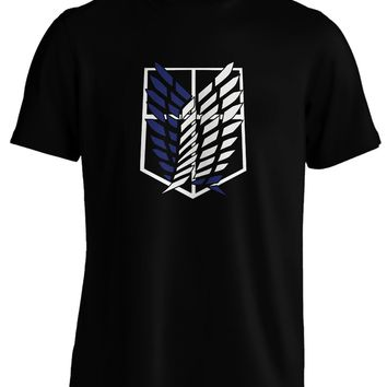 Cool Attack on Titan Scouting Legion  no  Anime Manga T-shirt Tee AT_90_11